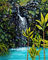 Puaa Kaa Falls