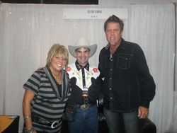 me and vernon and donna doswell of second coming NQC 2012