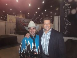 me and ronnie booth NQC 2012