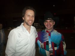 me and channing eleton NQC 2012