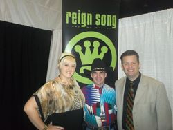 me and reignsong NQC 2012