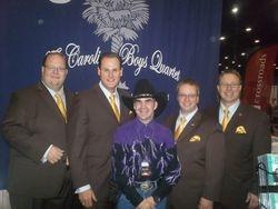 me and the carolina boys quartet NQC 2012