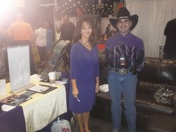 me and tammy jones robinette NQC 2012