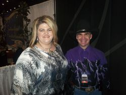 me and rindy nehrkorn NQC 2012