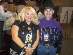 me and nicole watts jenkins NQC 2012