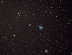 M76 - Little Dumbell Nebula