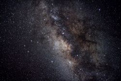 Milky Way from Jo'burg