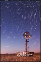 Startrails - Around the Southern Celestial Pole