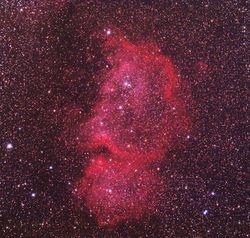 Soul Nebula - IC1848