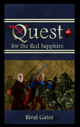 Quest for the Red Sapphire by Rival Gates