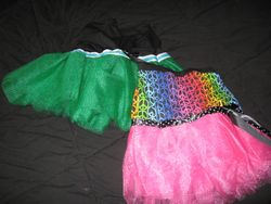 Fitted Tutus with Elastic top