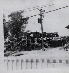 Two Story Barracks - AF side