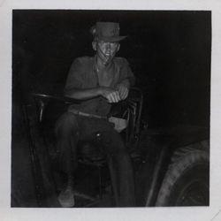 Hawkins Hibbs - In Auzzie hat