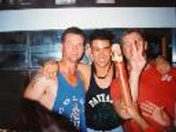Rob, Tony and George