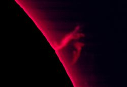 Loop Prominence