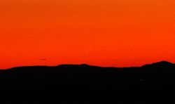 Venus setting 2