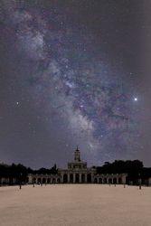 Milky Way - Plaza de San Antonio