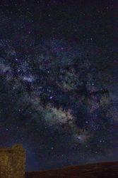 Milky Way - Castillo de Oreja