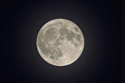 Halloween Blue Moon 31/10/20