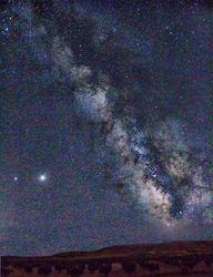 Milky Way - Mesa de Oca�a, Aranjuez