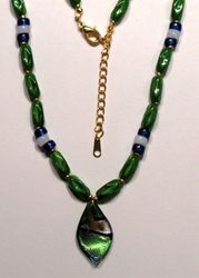 2009 10 19 necklace 20 inch glass