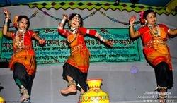 Traditional Tanchangya Dance