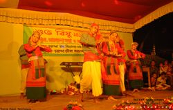 Traditinal Tanchnagya Dance, Kaptai
