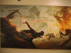 Vader Attacks