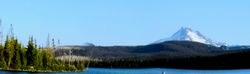 Mt. Jefferson Panorama