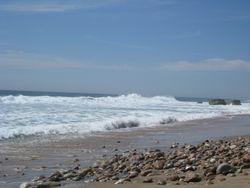Monster Surf at Mohegan Bluffs