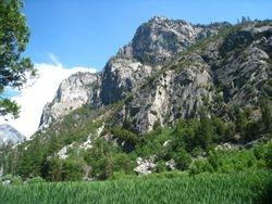 Kings Canyon & Meadow