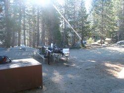 Yosemite Camp Site