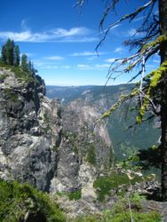 Taft Point - Yosemite National Park