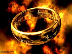 DEH ONE RING.