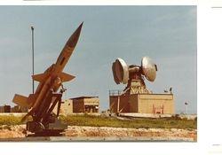 Radar Type 87 and Bloodhound Mk2