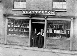 Chattertons shop