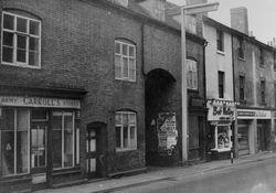 Church Street, Tamworth