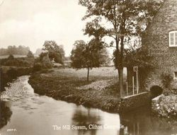 The Mill Stream Clifton Campville.