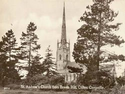 St Andrews Clifton Campville.