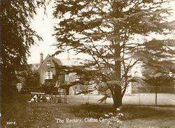 The Rectory Clifton Campville.