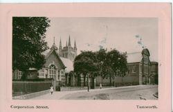 Tamworth Free Library.