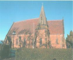 St Pauls Church Dosthill.