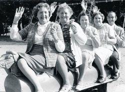 Drayton Manor  September 13, 1981.