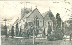 St Peters Church Elford