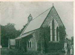 St Pauls Church Fazeley.
