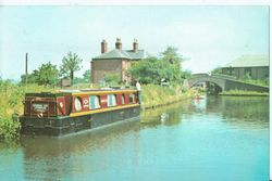 Fazeley Canal.