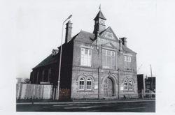 Parish Hall Fazeley.