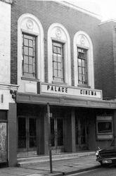 The Palace cinema.