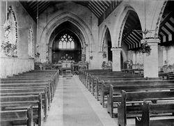 St Georges Church Interior