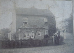 The Old Parsonage.